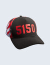 5150 Striped Hat