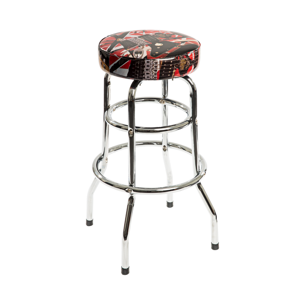 Frankenstein Bar Stool Eddie Van Halen Merch