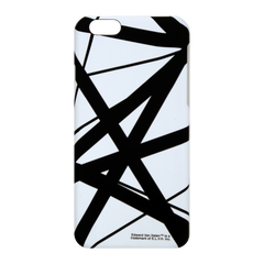 EVH Black/White iPhone Case