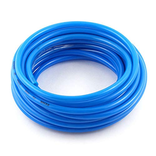 8mm Od Or 5/16 5mm Id 32.8 Feet 10 Meters PU Air Tubing Pipe Hose Pu Air Hose For Air Line Tubing Or Fluid Transfer Pneumatic Tubing