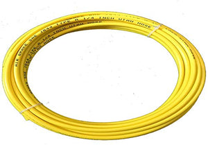 "air line 1/4"" Od 10 Meters SAEJ844 Air Brake Tubing Nylon Air Hose for Air Brake System Or Fluid Transfer DOT Approved Type A"