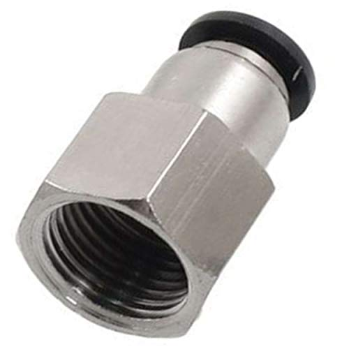 Utah Pneumatic Push to Connect Air Fittings 1/4