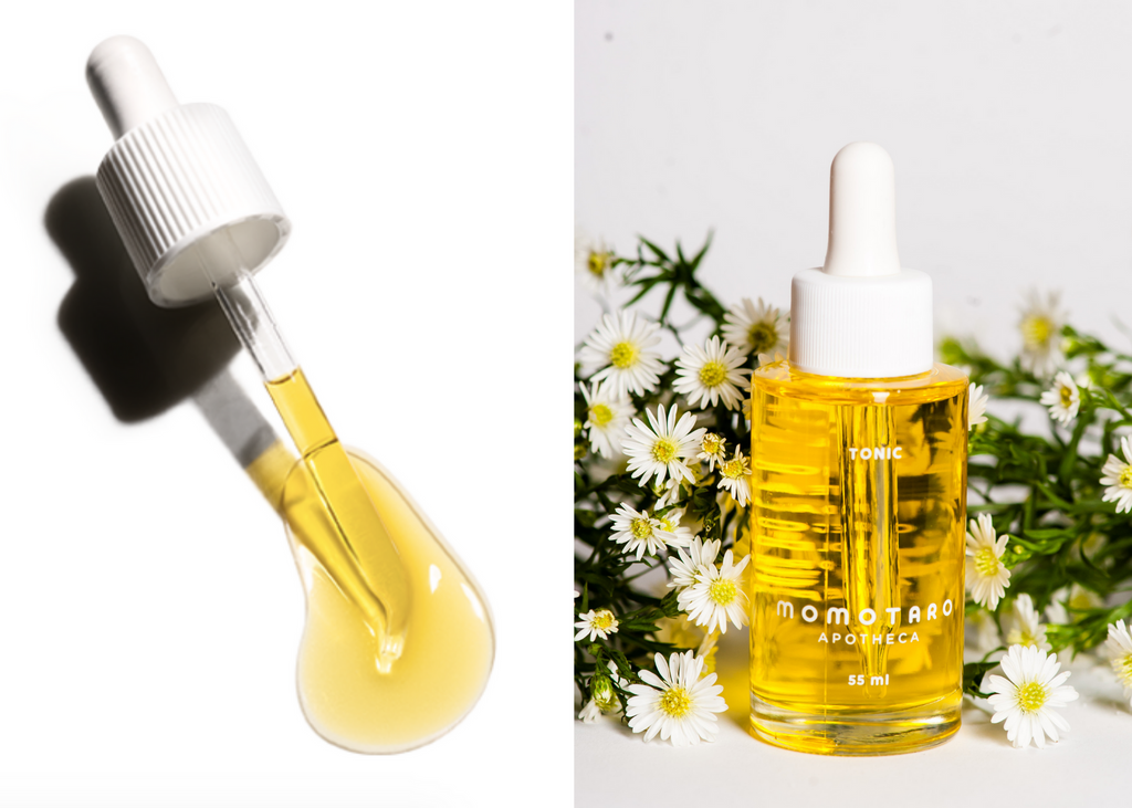 Tonic Oil for yeast infection, bacterial vaginosis, irritation, inflammation, and ingrown hairs