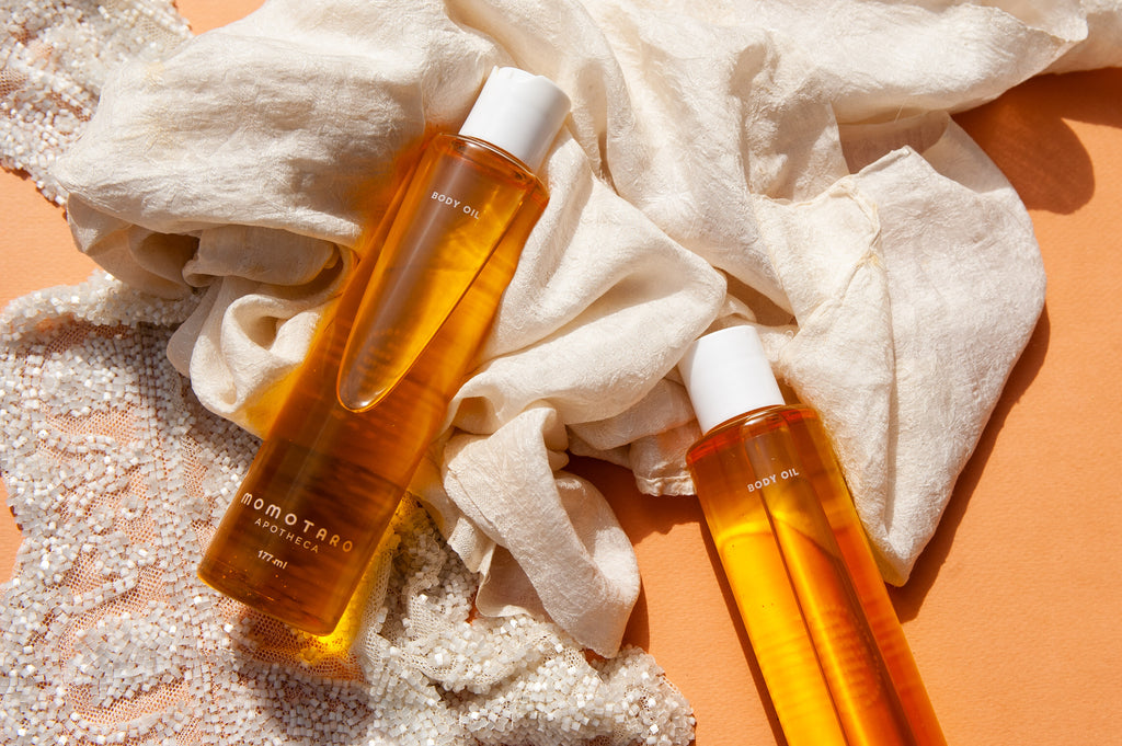 Body Oil for mineral rich moisture