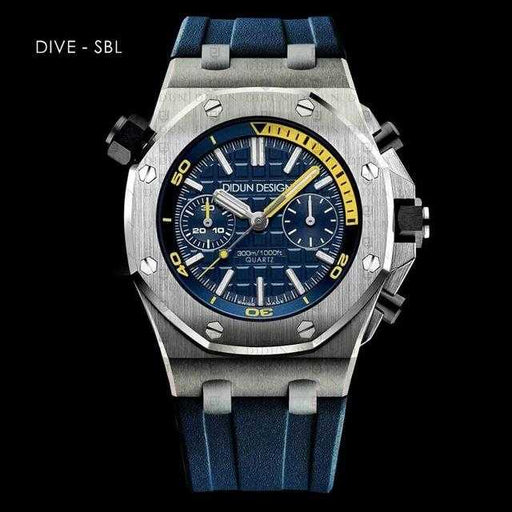 Steelbagelsport, peter lee, Didun Design. Classical Wristwatch Style AND DESIGN