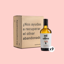 Pack Arbequina 9uds x 500ml