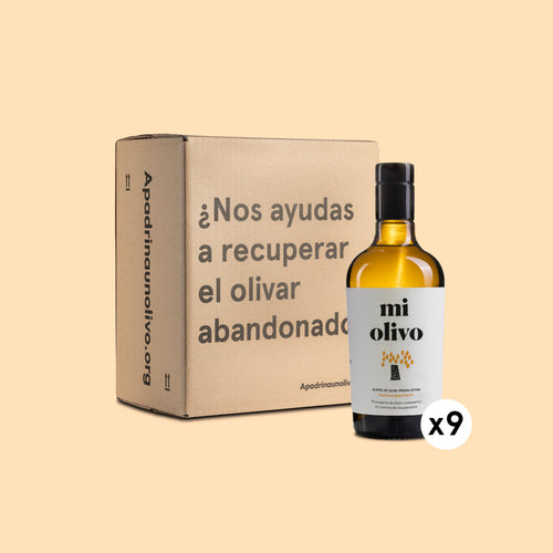 Pack Manzanota 9uds x 500ml