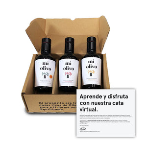 Cata virtual 3 variedades 250ml