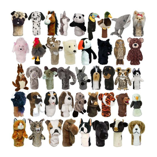 Animal Headcovers - City Golf Shop by Andrej Kübli