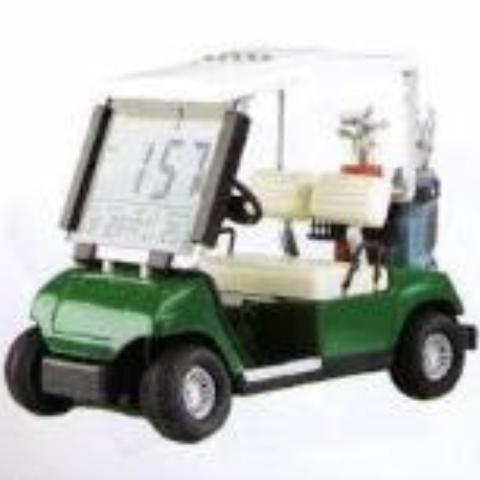 Mini Golfcart - City Golf Shop by Andrej Kübli