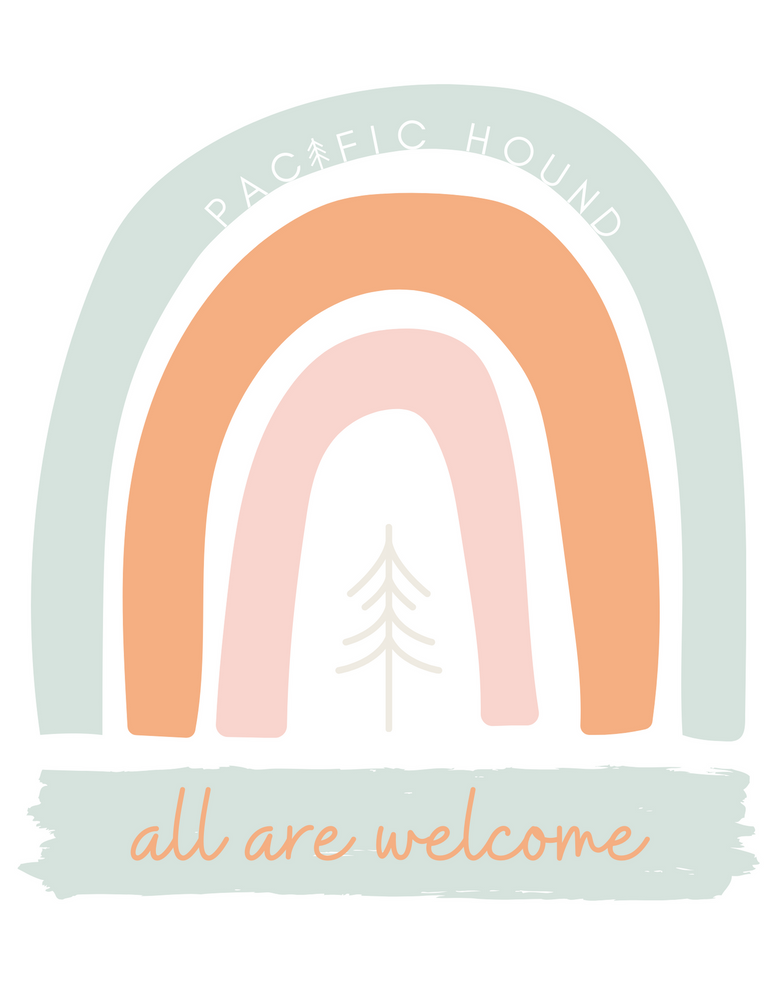 All Are Welcome Tee | Tree
