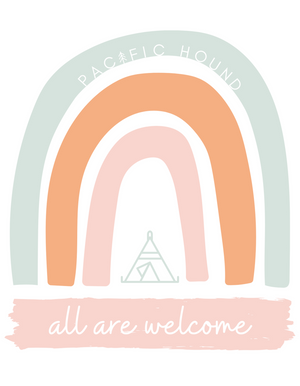 All Are Welcome Tank | Tent