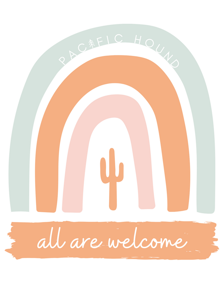 All Are Welcome Tank | Cactus
