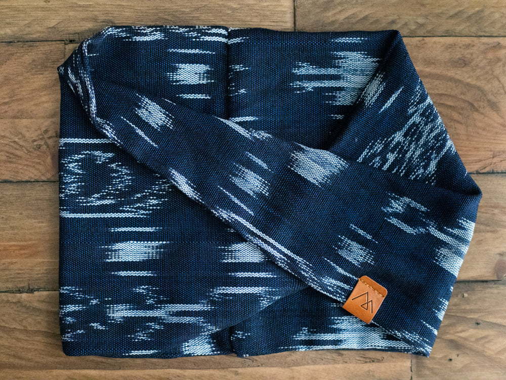 Azul Dog Scarf