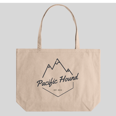 Classic Pacific Hound Tote, tote - Pacific Hound Dog Adventure Gear
