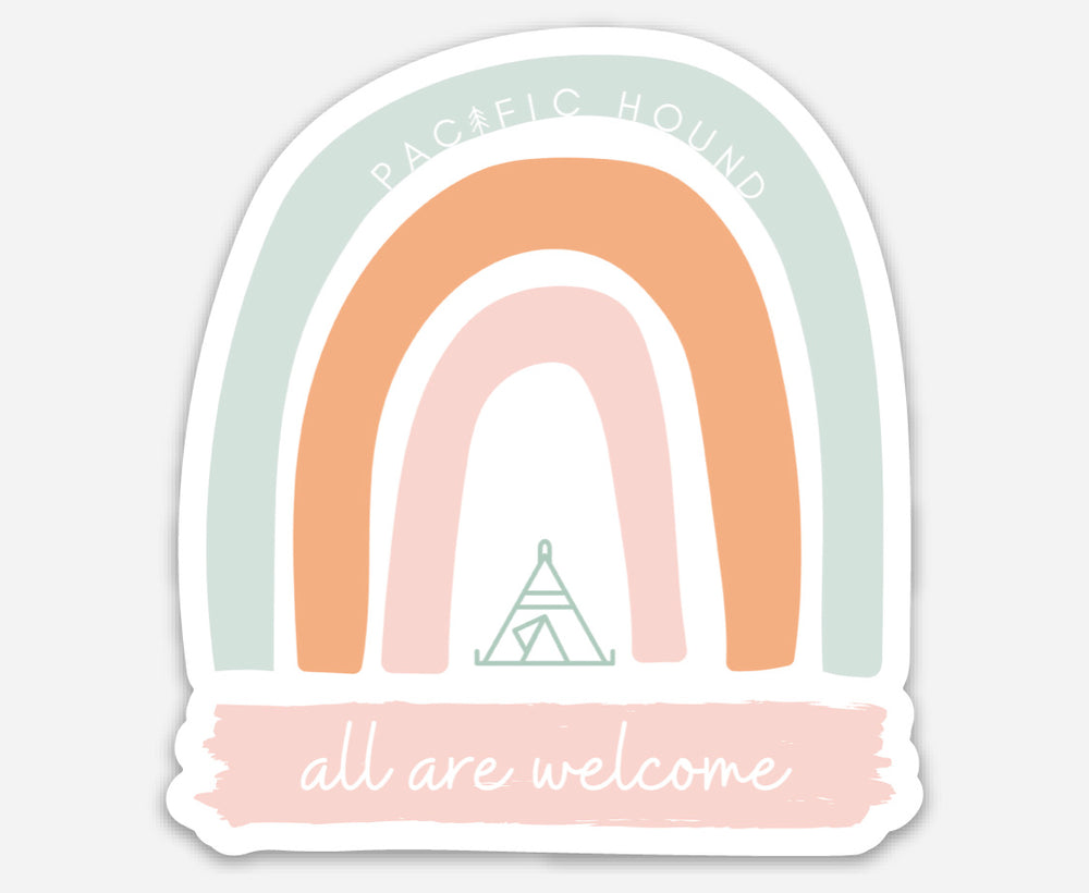 All Are Welcome | Tent