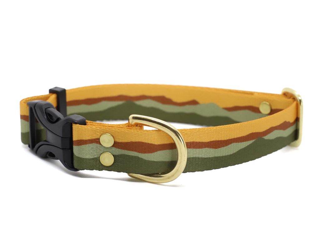 Elements Series - Cascade Dog Collar