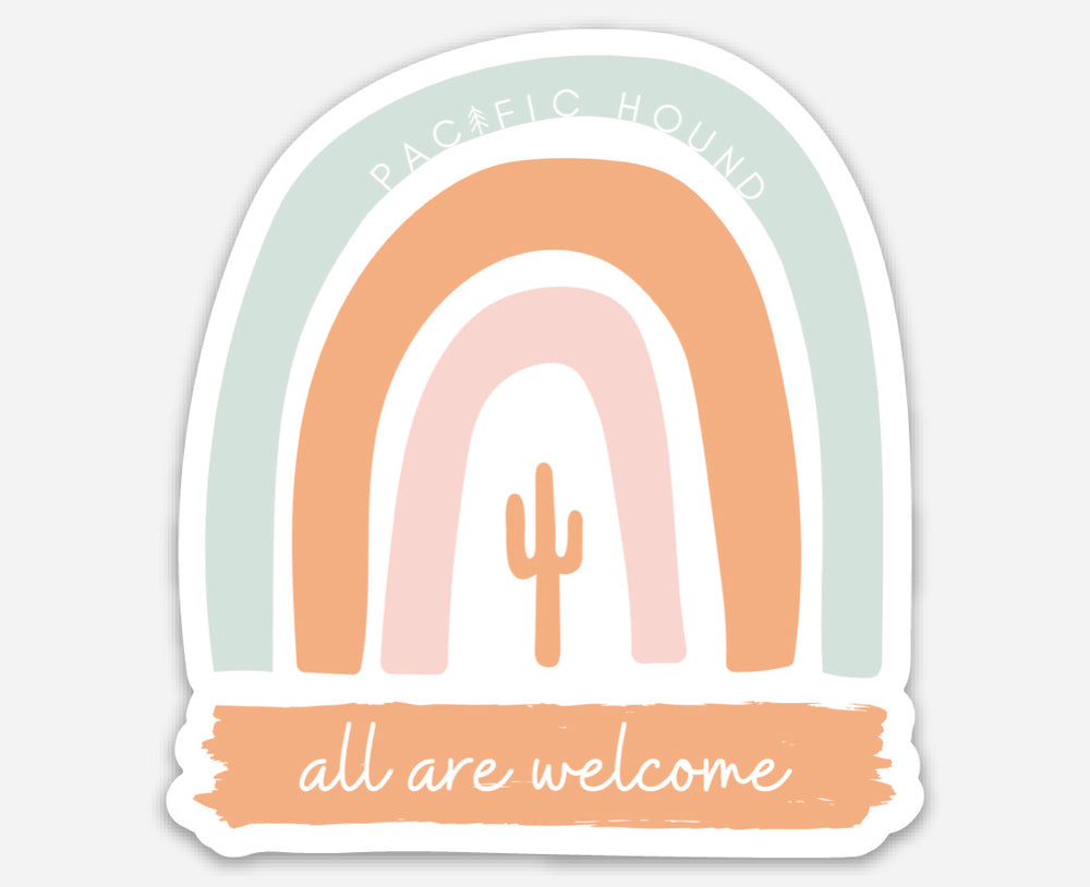 All Are Welcome | Cactus
