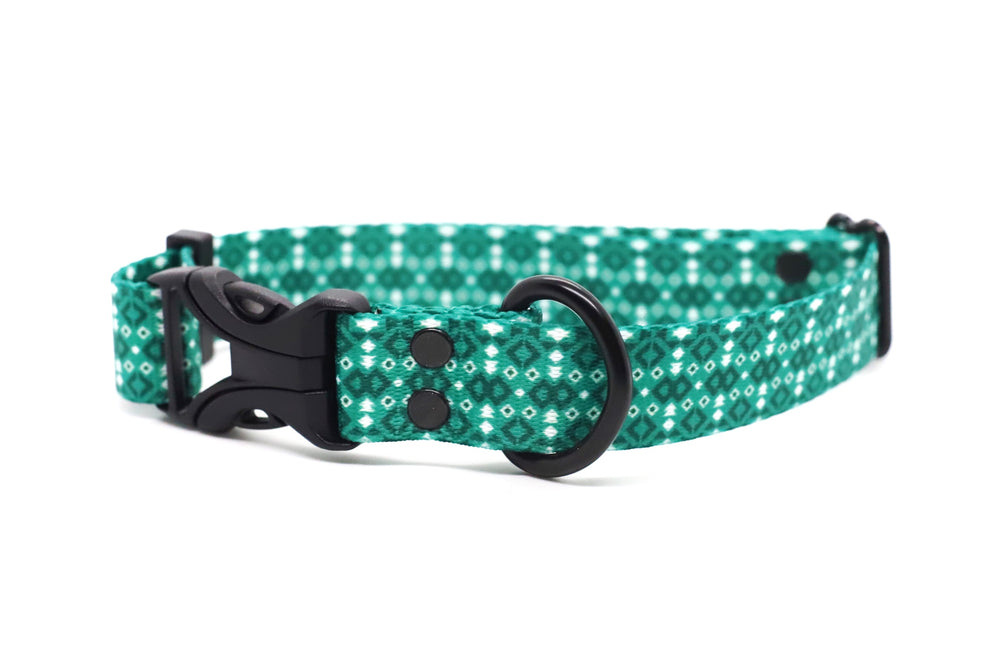 Elements Series - Opal Dog Collar