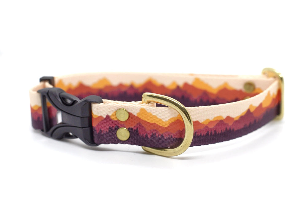 Elements Series - Painted Hills Dog Collar