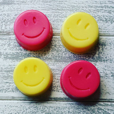4 Pack Smiley Tarts