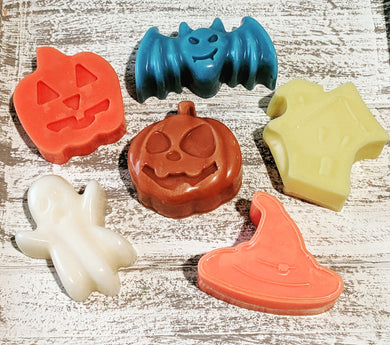 3 Pack of Halloween Shapes