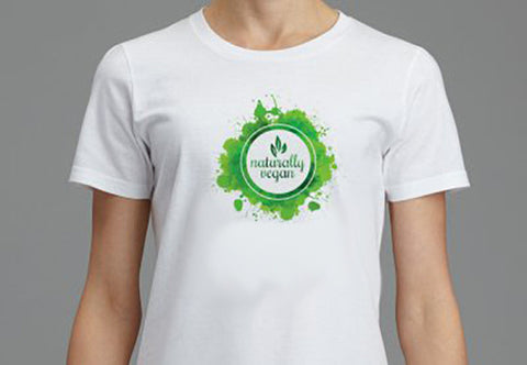 FREE Naturally Vegan Company T-shirt