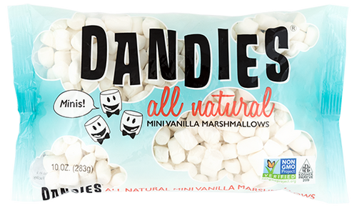 Dandies Mini Vanilla Marshmallows