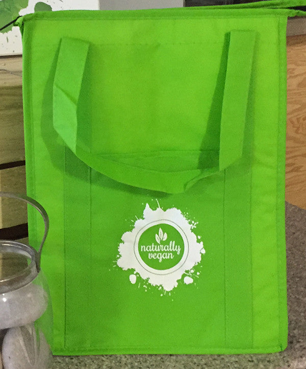 Our Naturally Vegan Company Insulated Bag