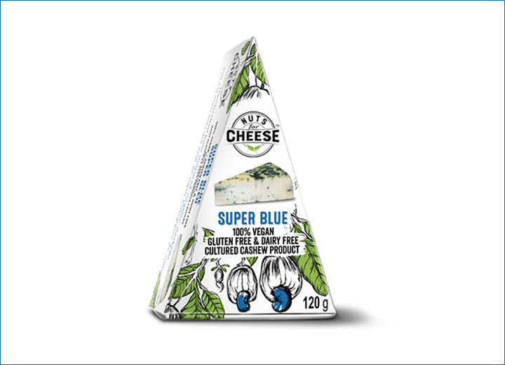 Nuts for Cheese - Super Blue Cheese