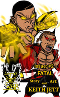 Legends Of War Issue #2: Fatal
