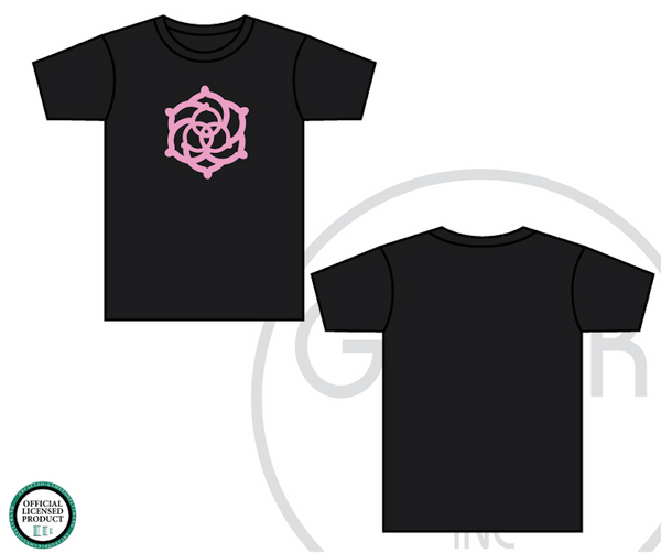 JENA ROSE LOGO T-SHIRT