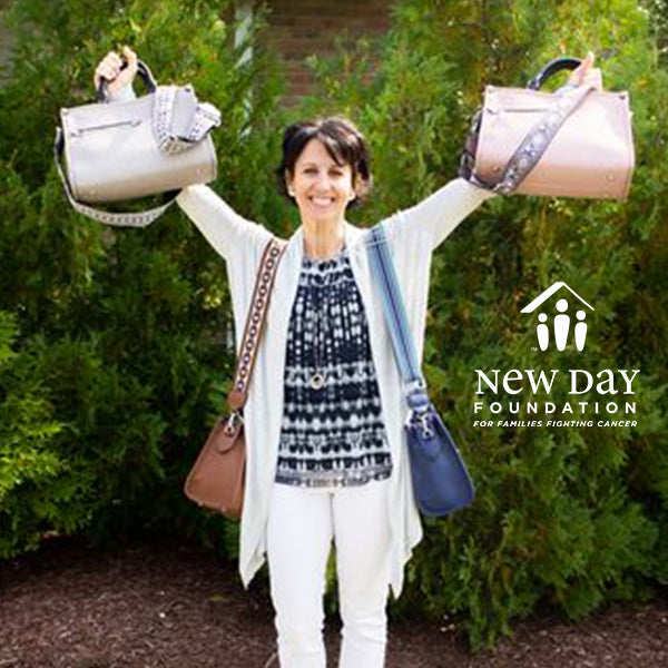 "Our ""Gina' Satchel and the New Day Foundation For Families: Prepare to be Inspired!"