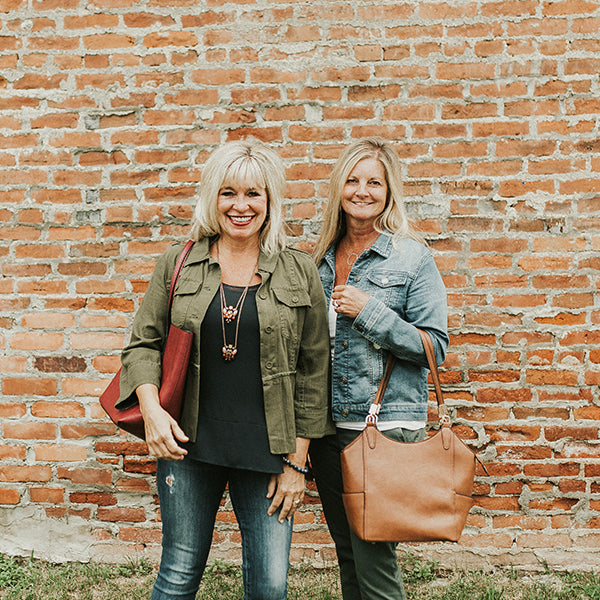 Meet the Inspiration Behind our Juliana and Laura Totes!