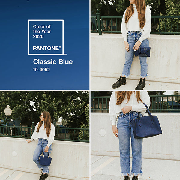 "Pantone ""Color of the Year"" - Classic Blue"