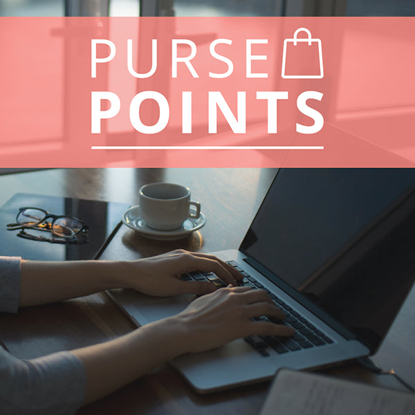 "K. Carroll's ""Purse Points"" Rewards Program"