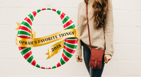 Oprah's Favorite Things 2018 K. Carroll Accessories