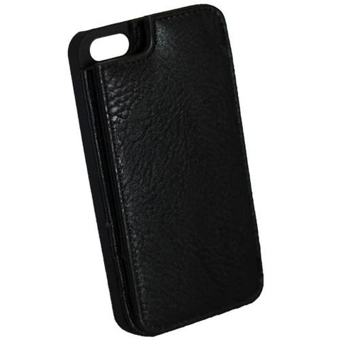 iPhone 6/7/8 Cell Wallet #106 - Black
