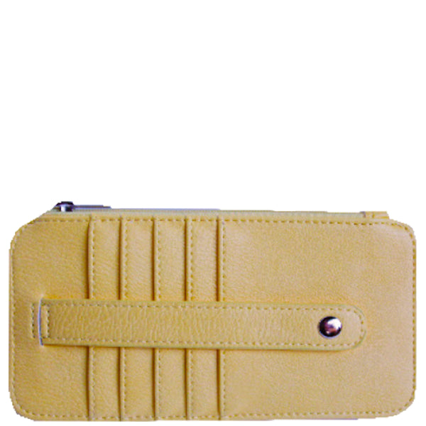 Marie Credit Card Sleeve (Multiple Colors)