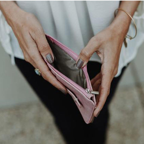 Marie Credit Card Sleeve #111 - 2 Colors
