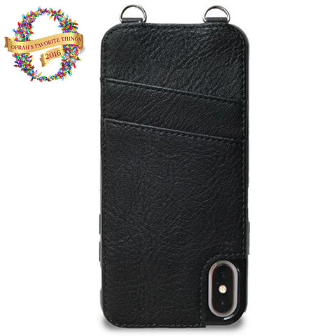 iPhone X/XS Cell Sleeve (Black)