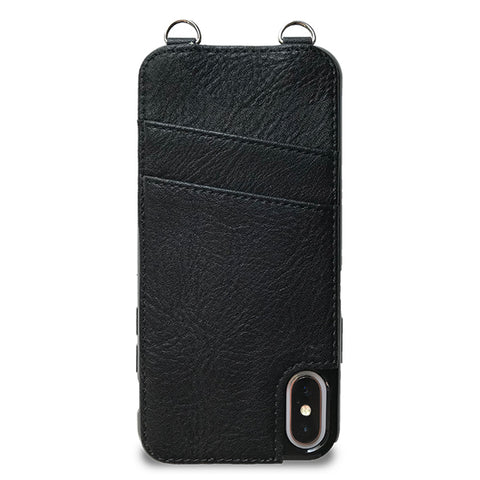 iPhone X Cell Sleeve - Black