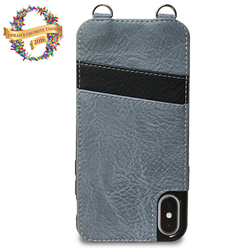 iPhone XR Cell Sleeve (Blue)