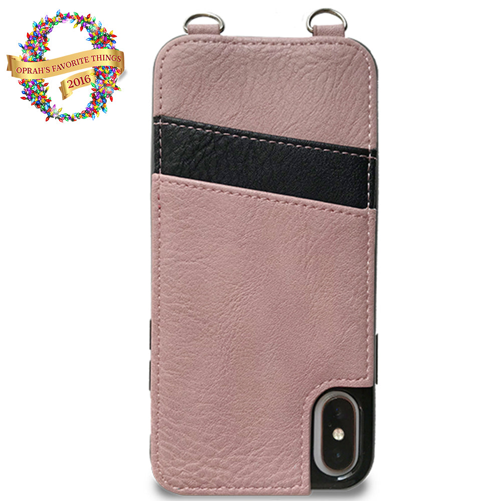 iPhone X Cell Sleeve (Pink)