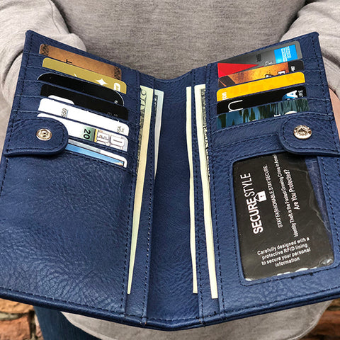 Melinda Wallet (Multiple Colors)