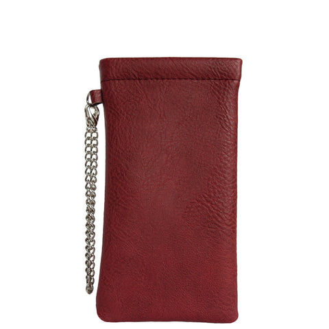 Sunglasses Case - Red