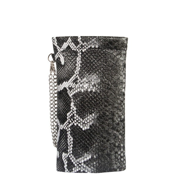 Sunglasses Case - Snakeskin