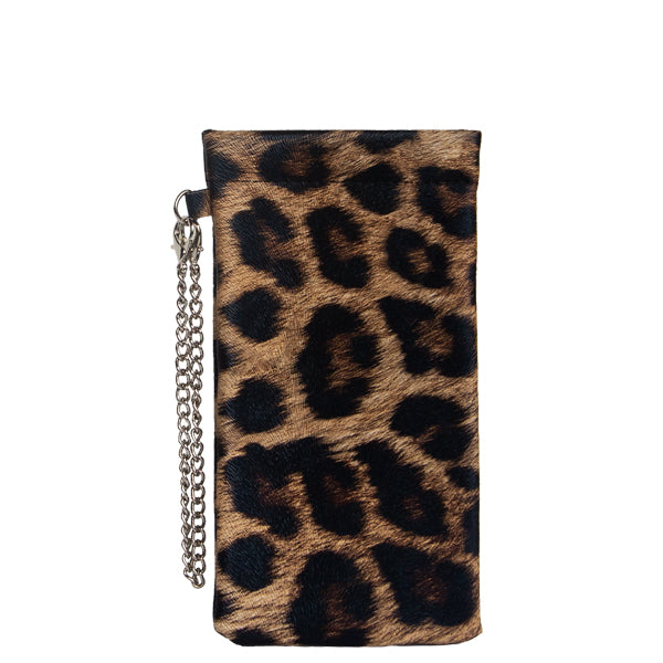 Sunglasses Case - Leopard