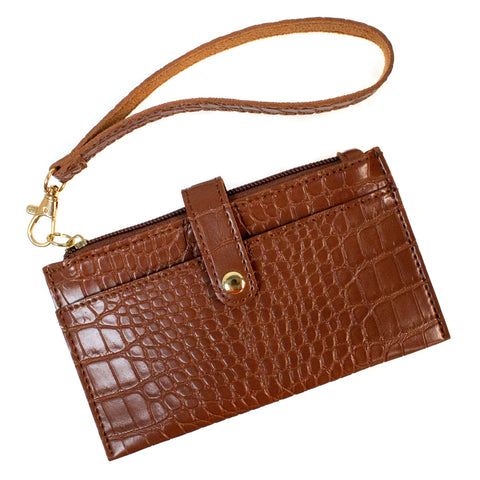 NEW! Michela Wristlet (Multiple Colors)