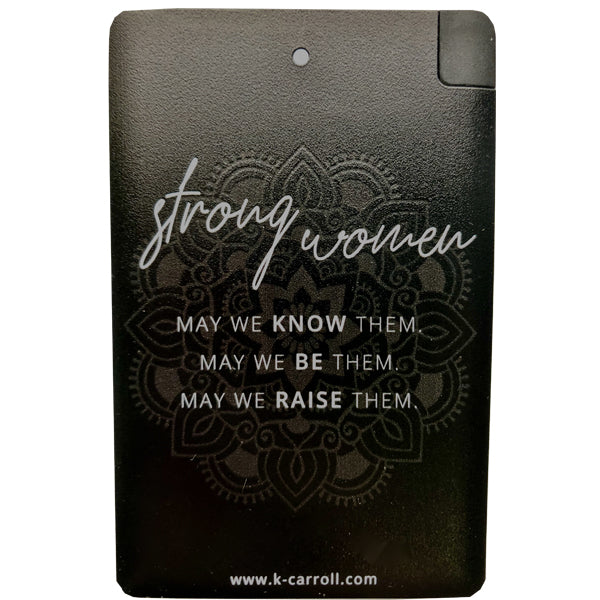 "Portable Charger - ""Strong Women"""